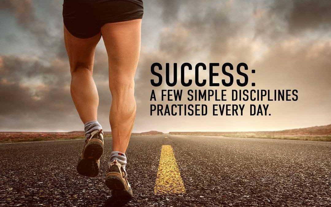 6 Disciplines for Success