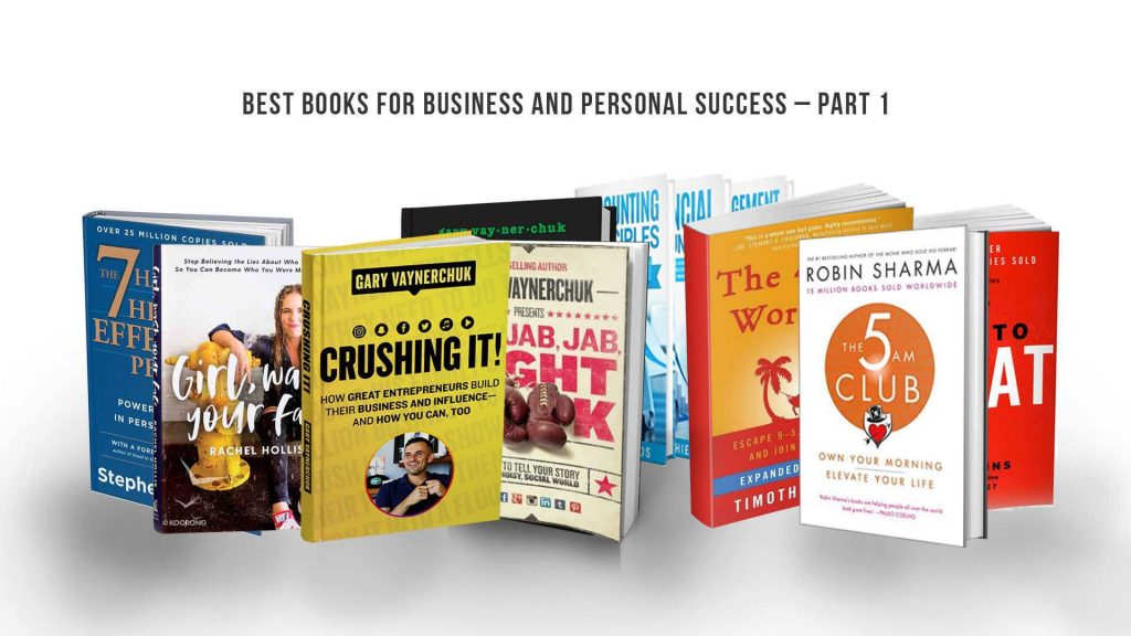 Best Books for Business and Personal Success – Part 1