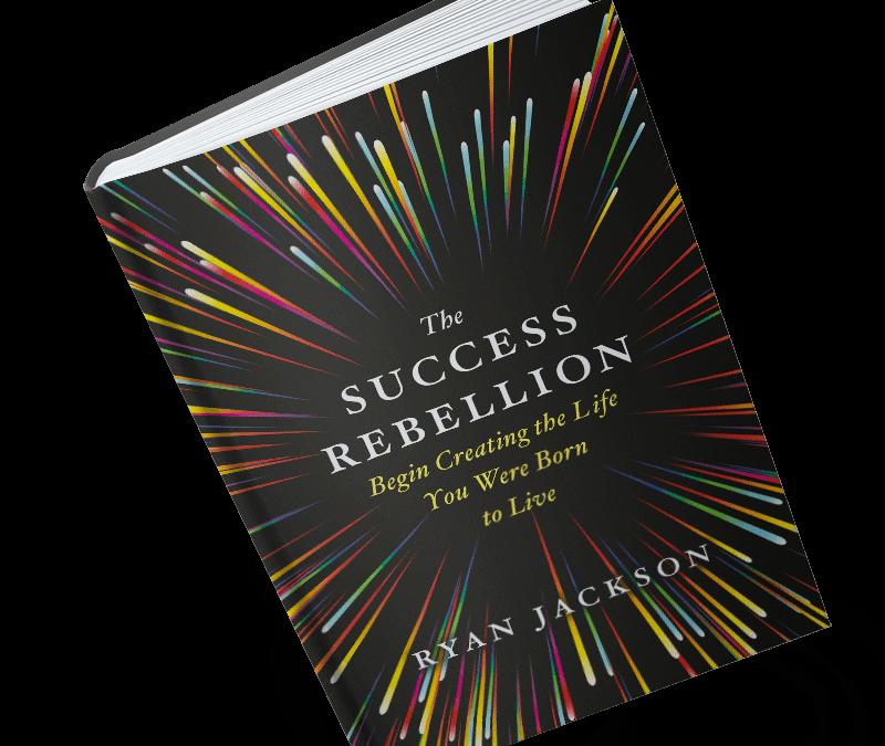 The Success Rebellion Book mock 3