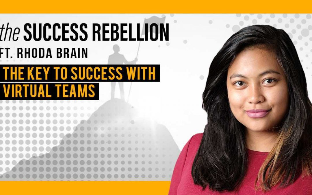 The Success Rebellion Podcast EP 05: Rhoda Brain