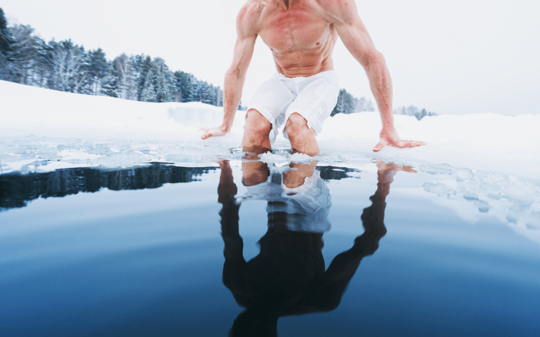 The powerful benefits of cold-water shower